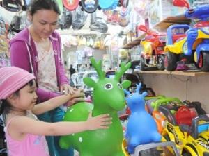 Mắc ung thư, giảm IQ từ đồ chơi trẻ em chứa chất độc hại