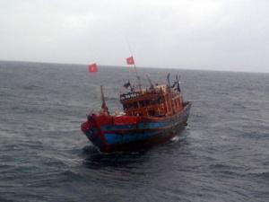 Tư lệnh Cảnh sát biển: Chưa có thêm thông tin về máy bay rơi tại Trường Sa