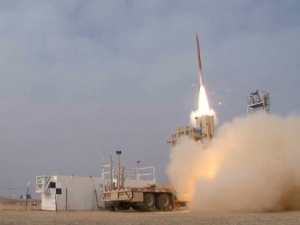 Israel thử nghiệm thành công tên lửa phòng không do Mỹ tài trợ