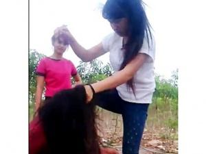 Tây Ninh: Công an vào cuộc xử lý vụ nữ sinh đánh nhau trên cánh đồng