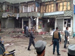 Khủng bố Taliban chỉ trích hành động đánh bom của IS tại Afghanistan