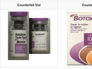 Mỹ: Phát hiện loạt thuốc tiêm chống nhăn Botox giả