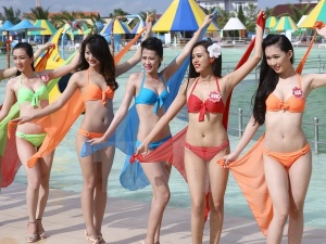 Hoa hậu Hoàn Vũ Việt Nam 2015 được tổ chức với chi phí 'khủng'