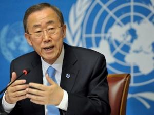 Ông Ban Ki-moon: Vấn đề Biển Đông đang làm xói mòn lòng tin giữa các quốc gia