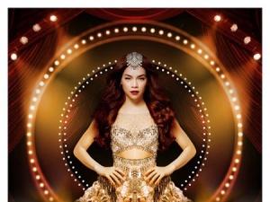 Hồ Ngọc Hà chơi sang với DVD liveshow 'khủng' kỉ niệm 10 năm ca hát