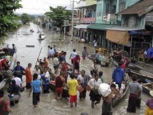 Hàng chục người chết vì mưa lớn ở Ấn Độ, Myanmar