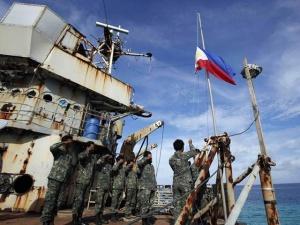 Philippines đề nghị Mỹ làm 'vệ sĩ riêng' trên Biển Đông