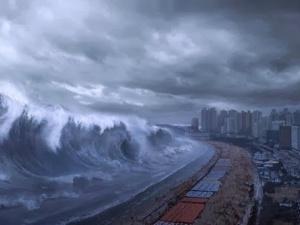 Cảnh báo sóng thần cực lớn tại khu vực Địa Trung Hải