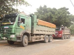 Bài 1: Xe 'hổ vồ' huyên náo trên các tuyến đường ở Hà Nam
