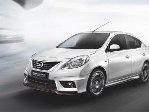 Nissan Sunny cuốn hút hơn với bộ cánh mới Nismo Aerokit