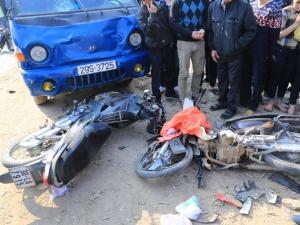 210 người mãi mãi ra đi vì tai nạn giao thông trong kỳ nghỉ Tết