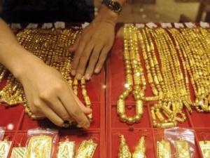 Giá vàng hôm nay 1/5/2016 chốt một tuần tăng kỷ lục