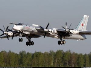 Uy lực của máy bay ném bom Tu-95MS Nga