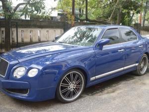 Quảng Bình: Xe Bentley nhập lậu được đấu giá 1,6 tỷ đồng