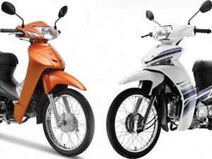 'Cân tài cân sức' 2 chiếc xe số bán chạy nhất của Honda và Yamaha