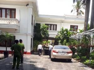 Khám xét nhà riêng và nơi làm việc của bà Hứa Thị Phấn