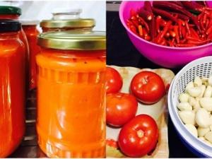 Công thức làm tương ớt đơn giản, đảm bảo chất lượng tại nhà