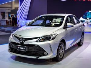 Toyota Vios 2017 'sang chảnh' chốt giá 390 triệu đồng có gì hay?