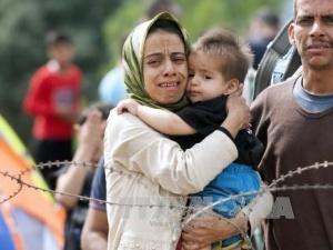 Khủng bố IS đánh bom tự sát vào trại tị nạn, hơn 30 người thiệt mạng