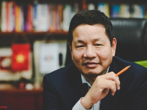 Ông Trương Gia Bình: Cần 'nhân sự 4.0' cho cuộc cách mạng mới
