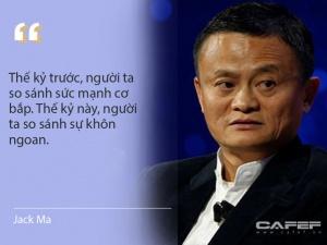 Bài học thiết thân để thành công của Jack Ma: Chỉ thuê người thông minh hơn mình