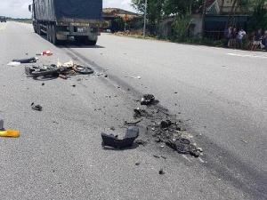 Tai nạn giao thông mới nhất 24h qua ngày 21/7/2017