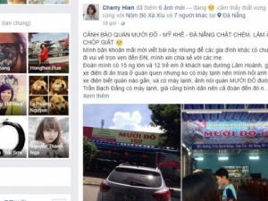 Thực hư vụ nữ du khách Hà Nội tố nhà hàng ở Đà Nẵng 'chặt chém'