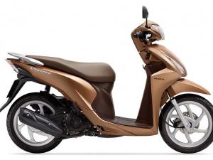 Honda Vision - Chiếc xe tay ga đang 'gây bão' thị trường Việt có gì hay?