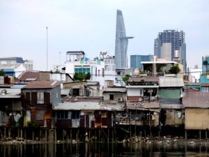 10 năm trở lại đây, sự vượt trội của TP Hồ Chí Minh đã chậm, có mặt tụt hậu