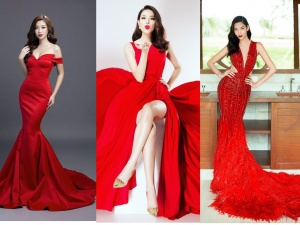 Lộng lẫy và kiêu sa, đây là trang phục mà bất cứ hoa hậu nào cũng từng diện một lần