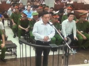 Đại án OceanBank: Cựu giám đốc xin đi tù thay vợ; Hà Văn Thắm nói lời sau cùng