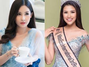 Hoa hậu Đại dương Ngân Anh viết 'tâm thư' xin lỗi Nguyễn Thị Thành