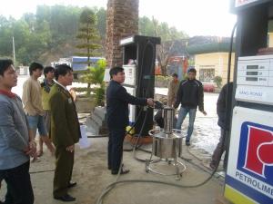 Nghệ An: Công bố kết quả thanh tra TCĐLCL đối với các cơ sở kinh doanh xăng dầu