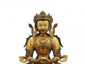 Bán bát cổ, tượng Phật dát vàng của vợ chồng 'ông trùm' ngân hàng