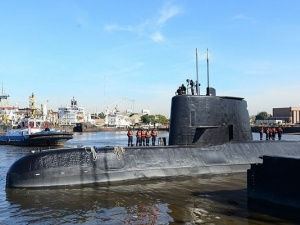 Tàu ngầm Argentina mất tích: Hi vọng mong manh dần vụt tắt