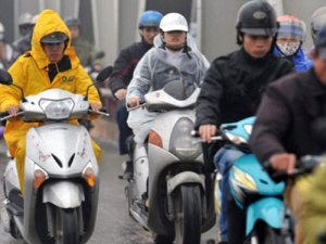 Đêm nay nhiệt độ tại thủ đô Hà Nội chỉ còn 7-12 độ C