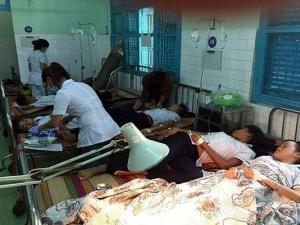 36 học sinh nhập viện sau bữa ăn sáng tại trường nghi ngộ độc thực phẩm