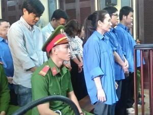 Cựu nữ Giám đốc Agribank Bến Thành thoát án 'tử'