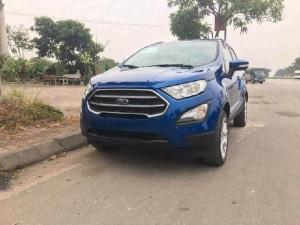 Bất ngờ xuất hiện tại Việt Nam: Ford EcoSport 2018 đẹp hút mắt người nhìn