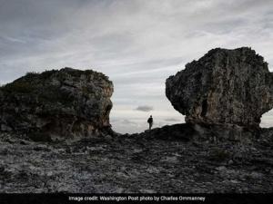 Lời cảnh báo đáng sợ của 2 tảng đá khổng lồ 'Bò cái và Bò đực'