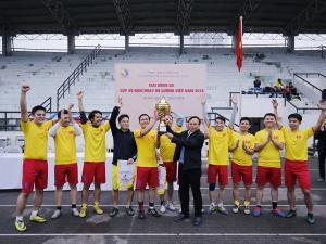 Quatest 1 xuất sắc giành giải nhất bóng đá chào mừng Ngày Đo lường Việt Nam