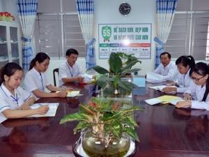 BVĐK tỉnh Hậu Giang: 5S nâng cao năng suất chất lượng khám chữa bệnh