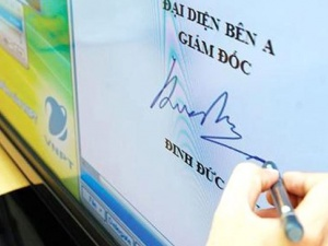 Triển khai chữ ký số trong các cơ quan thuộc Bộ Khoa học và Công nghệ