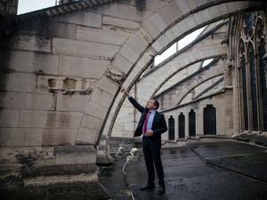 Nhà Thờ Đức Bà Paris nằm trong danh sách kiến trúc 'lâm nguy'