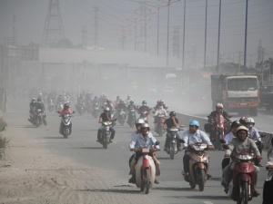 Hà Nội có 91% số ngày ô nhiễm không khí vượt tiêu chuẩn