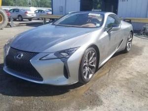 Chiếc Lexus LC500 gần như mới bị bán rẻ chỉ 241 triệu đồng khiến nhiều người 'sốc'