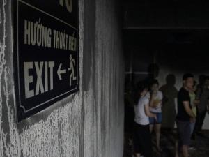 Nguyên nhân bất ngờ vụ cháy chung cư Fodacon tại Hà Đông?