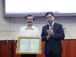 Trung tâm Đào tạo và Chỉ đạo tuyến - Bệnh viện Việt Đức đạt tiêu chuẩn ISO 9001:2015