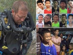 Bác sĩ người Úc – anh hùng cuộc giải cứu đội bóng Thái tiết lộ cuộc gọi đầu tiên sau chiến dịch