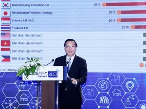Bộ trưởng Chu Ngọc Anh: Việt Nam có những bước phát triển mạnh mẽ đặt nền tảng CMCN 4.0